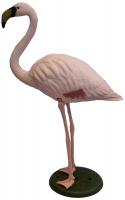 Ubbink Flamingo - Zwei Füße, inkl. Erdspieß - H90 cm