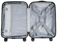 Kofferset 3 tlg. Trolleyset Reisekoffer Hartschale Hawaii