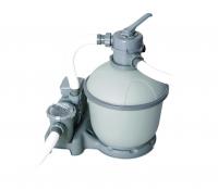 Flowclear Sandfilteranlage Sandfilterpumpe 5.678  l/h