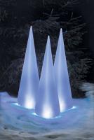 Hellum LED Pyramide Pylon 120cm