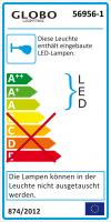 Globo Strahler Spot LED/230V/5W