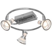 Globo Strahler Rondell 3 x LED/230V/5W
