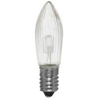 7x  STAR Trading LED-Topkerze E10 imitiert 10 - 55 V 0.2 W