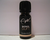 Ethanol Duft, Duftstoff für Bioethanol-Kamin,  Zedernholz, 10 ml (699,00 EUR pro Liter)
