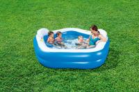 Bestway Family Pool Fun, 213 x 207 x 69 cm