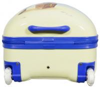Kinder-Kofferset 2 tlg. Trolleyset Reisekoffer Hartschale PIRAT