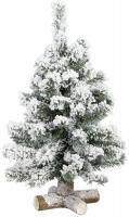 Weihnachtsbaum 60 cm, weiß