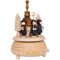 Spieldose Kurrende und Kirche