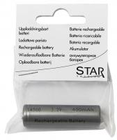 STAR Trading Li-Ion Akku 14500/Mignon AA 3,2V 400mAh