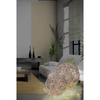 Drahtball mit LED Ø 50 cm,  LED 3D Design-Kugel
