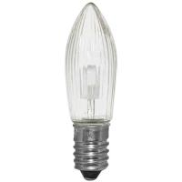 3 x Rotpfeil LED-Topkerze E10 8-34V 0,3W