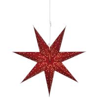 Star Trading Weihnachtsstern Galaxy rot