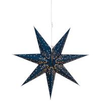 Star Trading Weihnachtsstern Galaxy blau