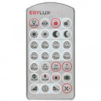 ESYLUX EM10016004 Fernbedienung für RC 130/200/230/280i