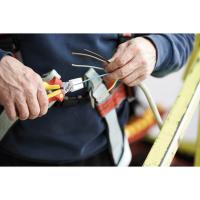 WIHA VDE-Installationszange Professional Electric Tricut, isoliert, L 170 mm