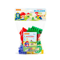 Bausteine Baumeister, 44 Teile