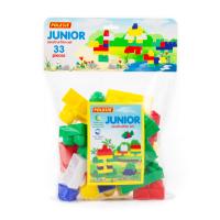 Grundbausteine Junior 33 Teile im Beutel