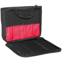 Falt-Werkzeugtasche, mit 2 Fächern für Dokumente und Notebook, ohne Werkzeug