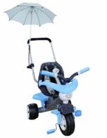 Dreirad Amigo-3 mit Zubehör und Schirm