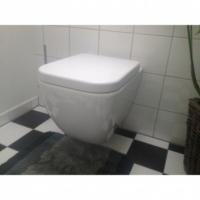 Hänge WC Modell Elon inklusive Soft Close Deckel abnehmbar