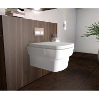Hänge WC Modell Stufo inklusive Soft Close Deckel abnehmbar