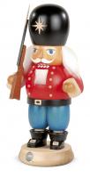 Nussknacker Soldat, 12x23cm