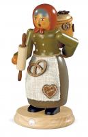 Müller-Kleinkunst aus dem Erzgebirge® seit 1899 Räucherfigur, groß
