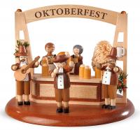 Motivplattform für Elektr. Spieldosen Oktoberfest, 13cm